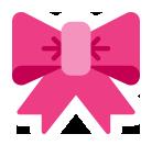 hair bow icon
