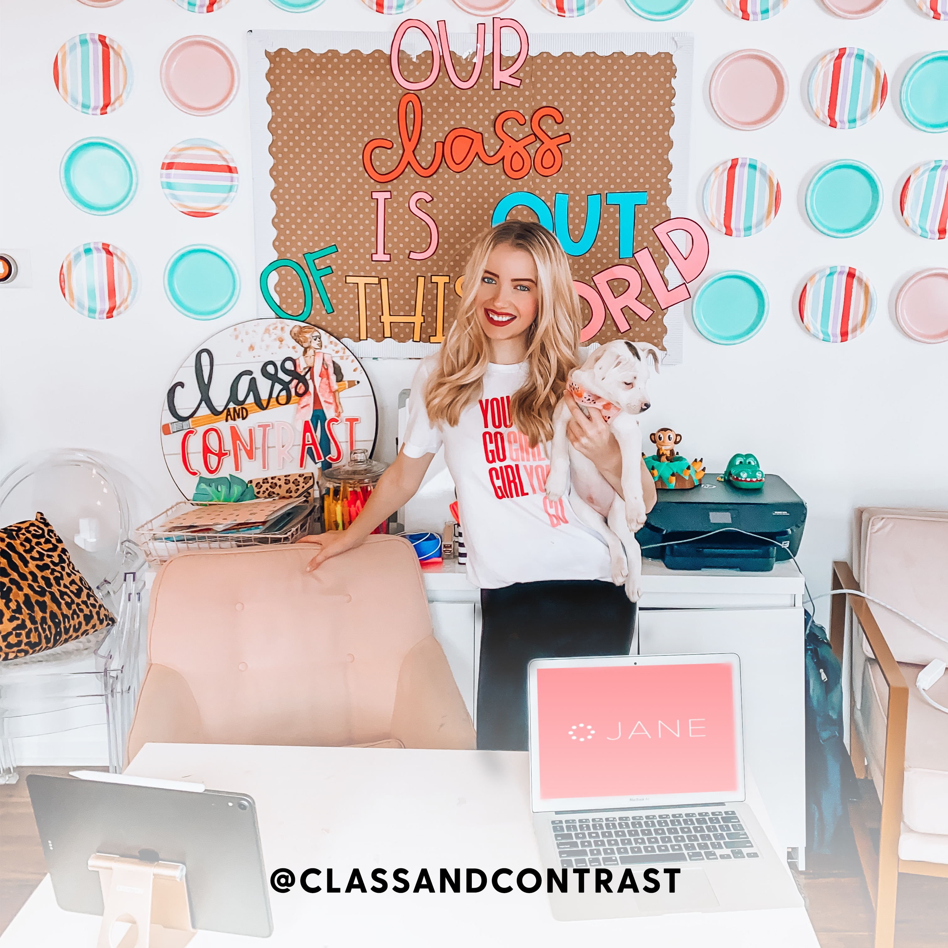 Instagram Influencer @classandcontrast