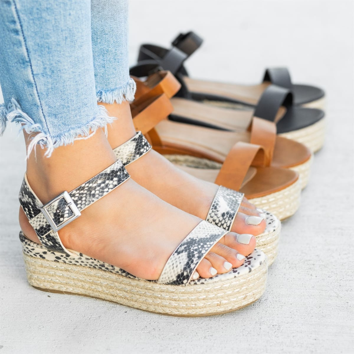 Platform Platform Espadrille Platform Chic Chic Espadrille Sandals Espadrille Espadrille Sandals Chic Sandals Chic Platform zVGjMqLSUp