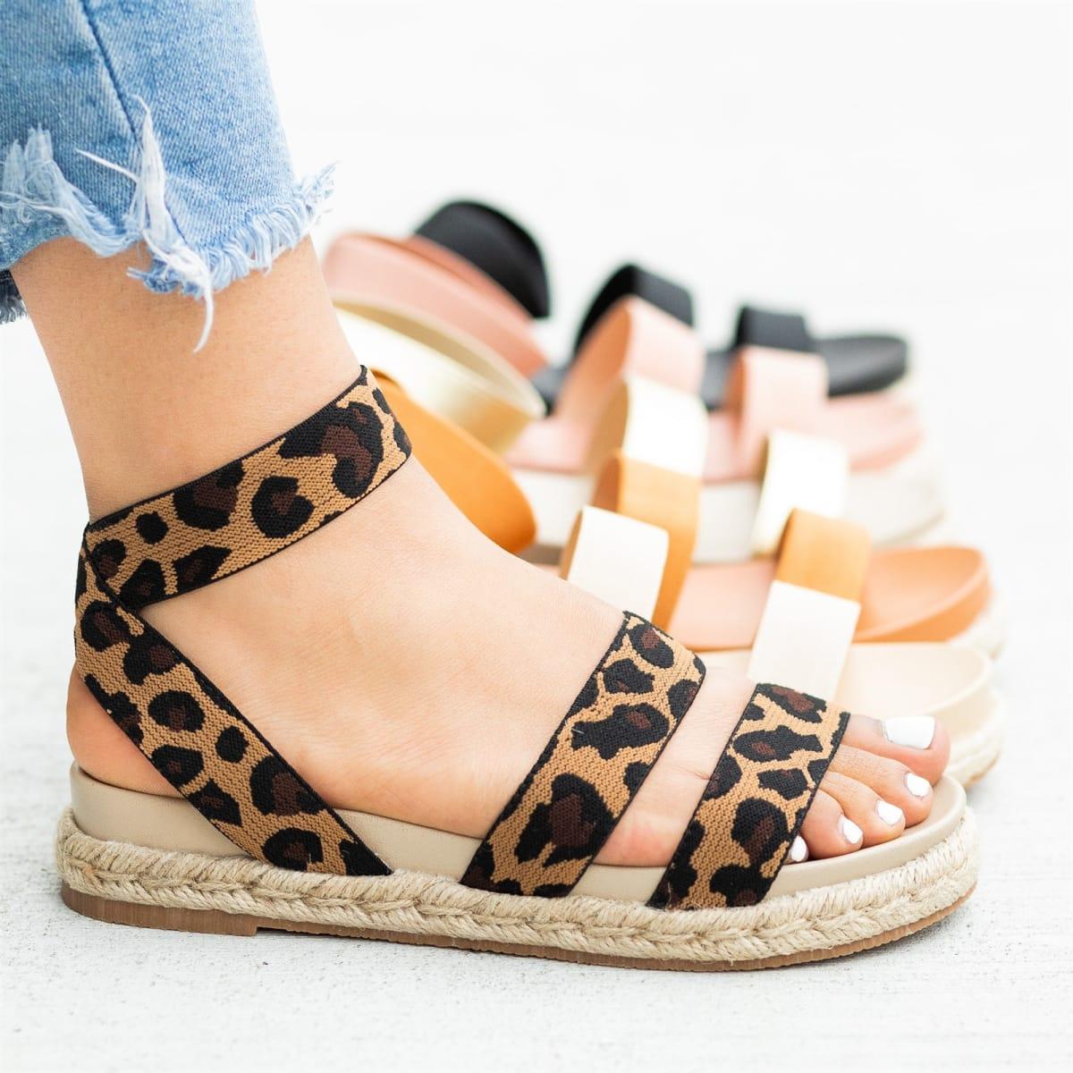 Chic Espadrille Chic Elastic Espadrille Chic Sandals Elastic Sandals qMGzpLVSU