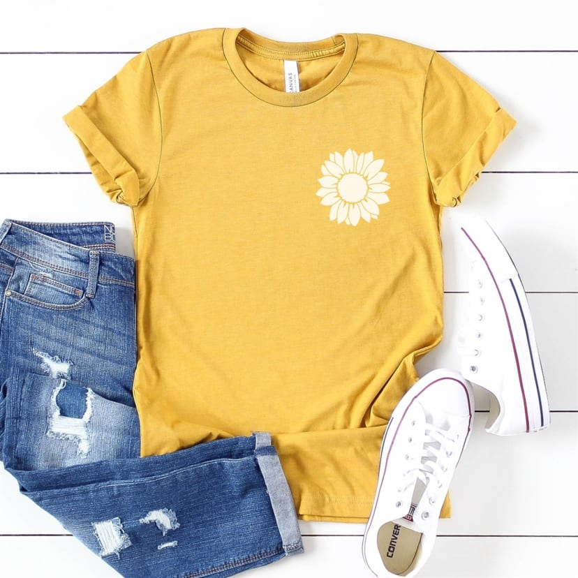 disconnected Huh Young  Spring Graphic Tees | Jane
