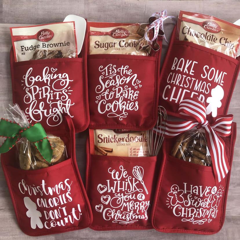 Christmas Pot Holders