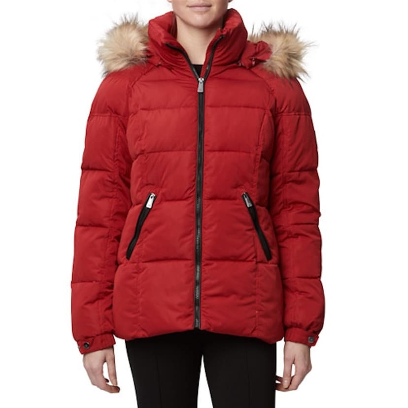 Winter Coat for Women Rainforest ThermoLuxe Filled Parka