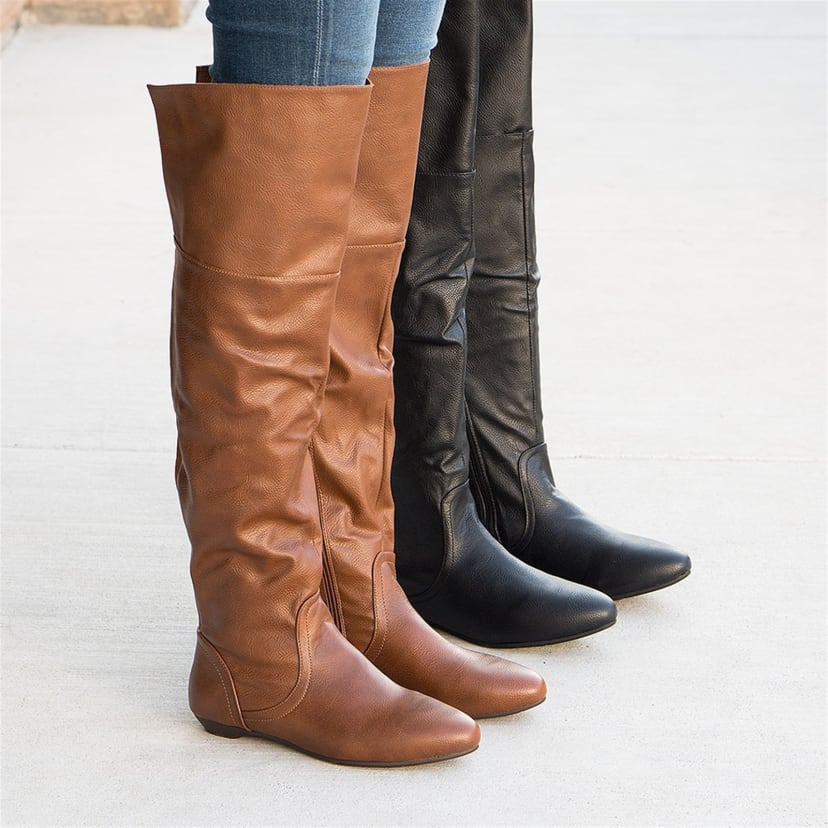 Cute Knee High Riding Boots | Jane