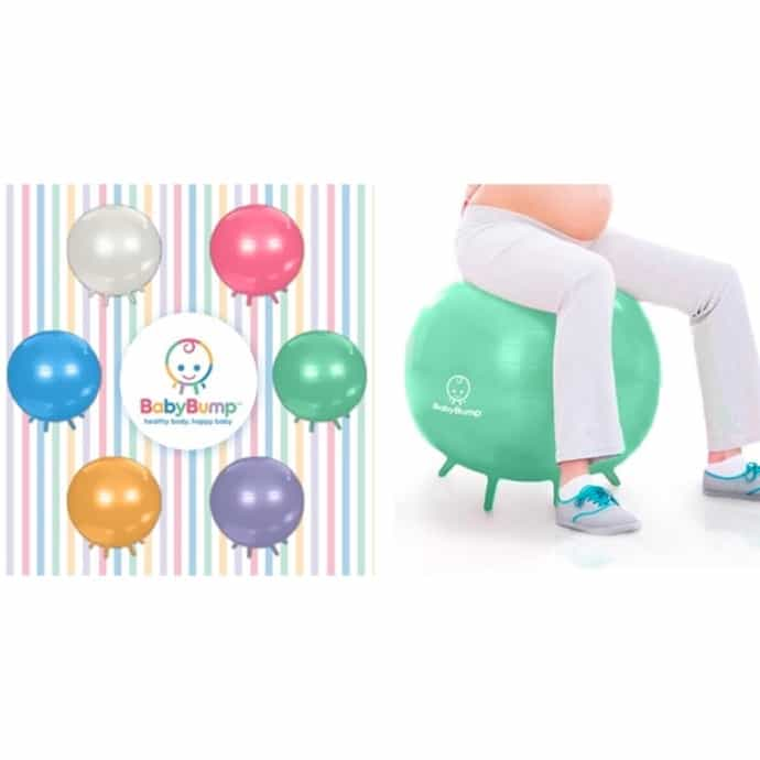 Stupendous Baby Bump Birth Ball Thats Better Than A Rocking Chair Creativecarmelina Interior Chair Design Creativecarmelinacom