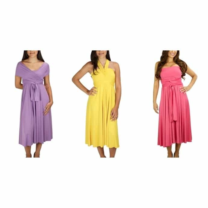 official store lowest price amazon Convertible Infinity Dress | 15+ Ways To Wear 1 Dress | 16 Colors