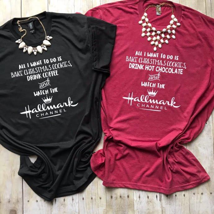 Hallmark Christmas Shirt.Hallmark Christmas T Shirt