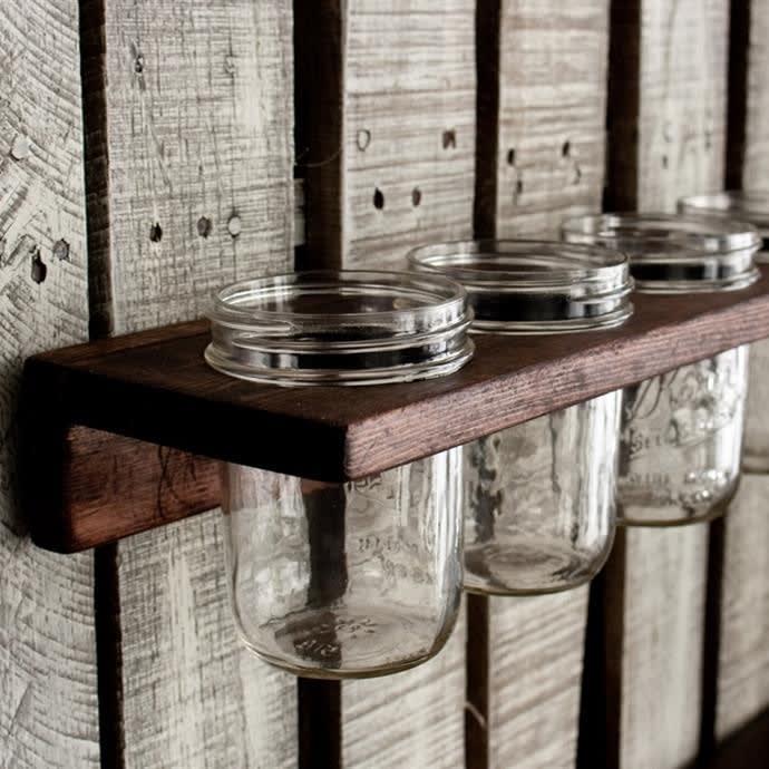 Mason Jar Holder