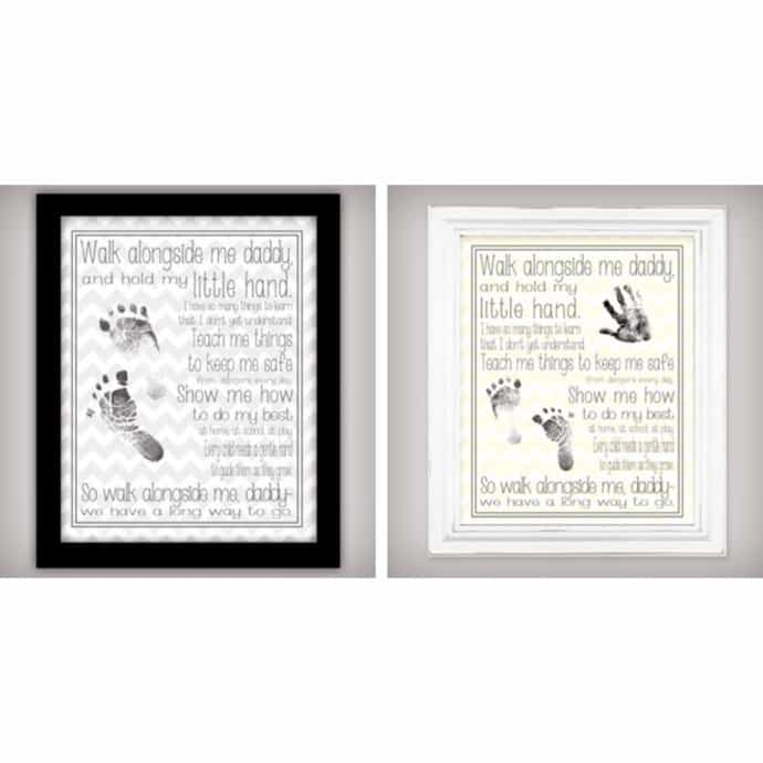 photograph relating to Walk With Me Daddy Poem Printable titled \