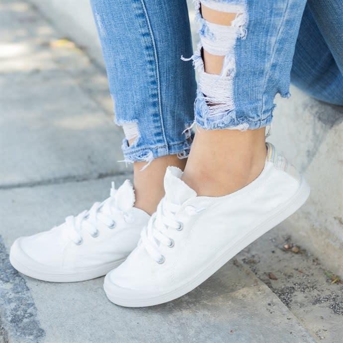 Comfort Insole Slip-On Sneakers | Jane