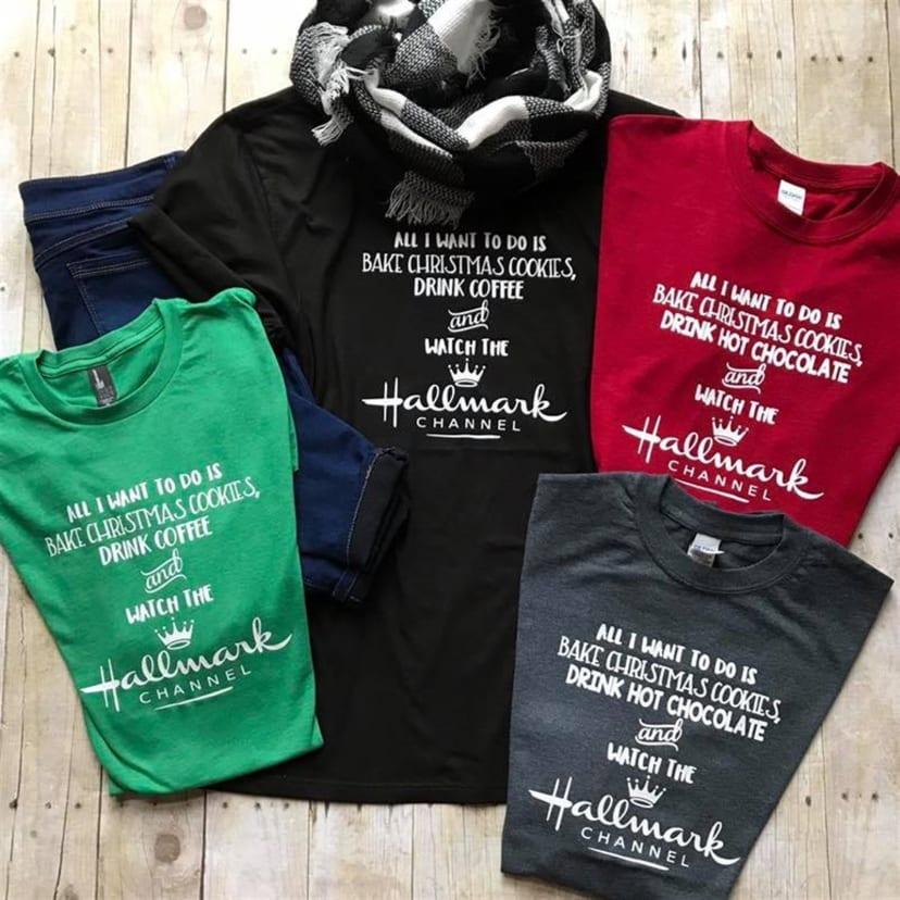 Hallmark Christmas T Shirt.Hallmark Christmas T Shirt