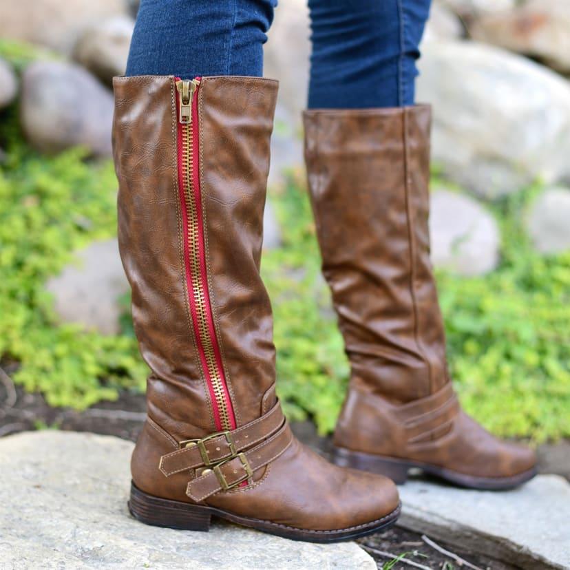 Riding Boot | Wide \u0026 Extra Wide Calf