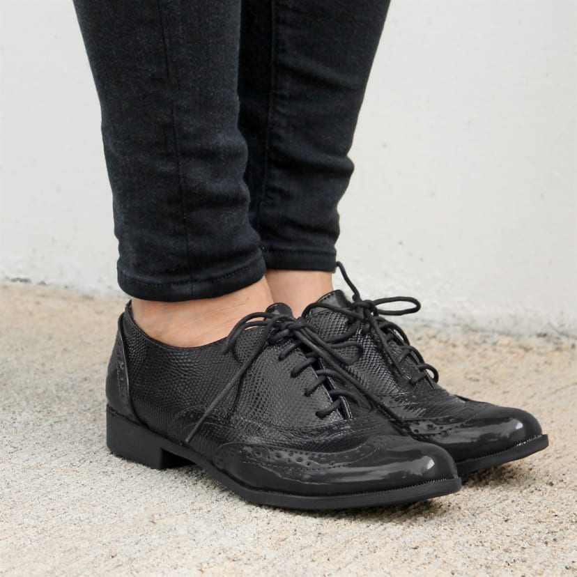 Lace Up Women's Oxfords | Free Shipping | Jane