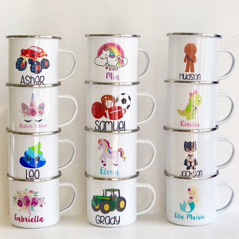 Coffee Mugs Kids Unbreakable Mug