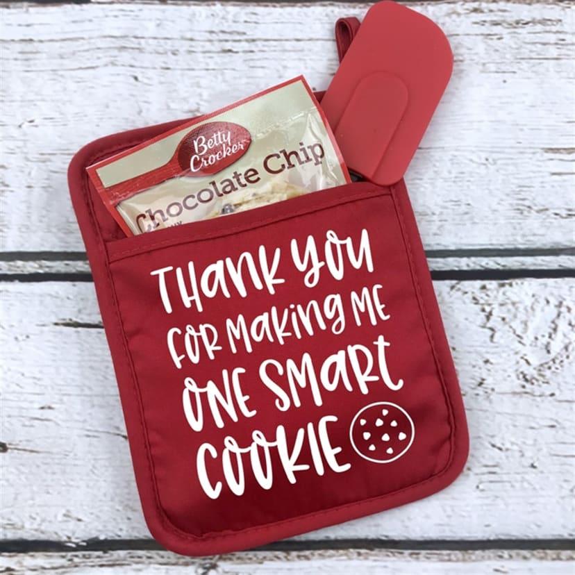 Teacher Pot Holders Personalized Pot Holders Teacher Gift Teacher Gifts