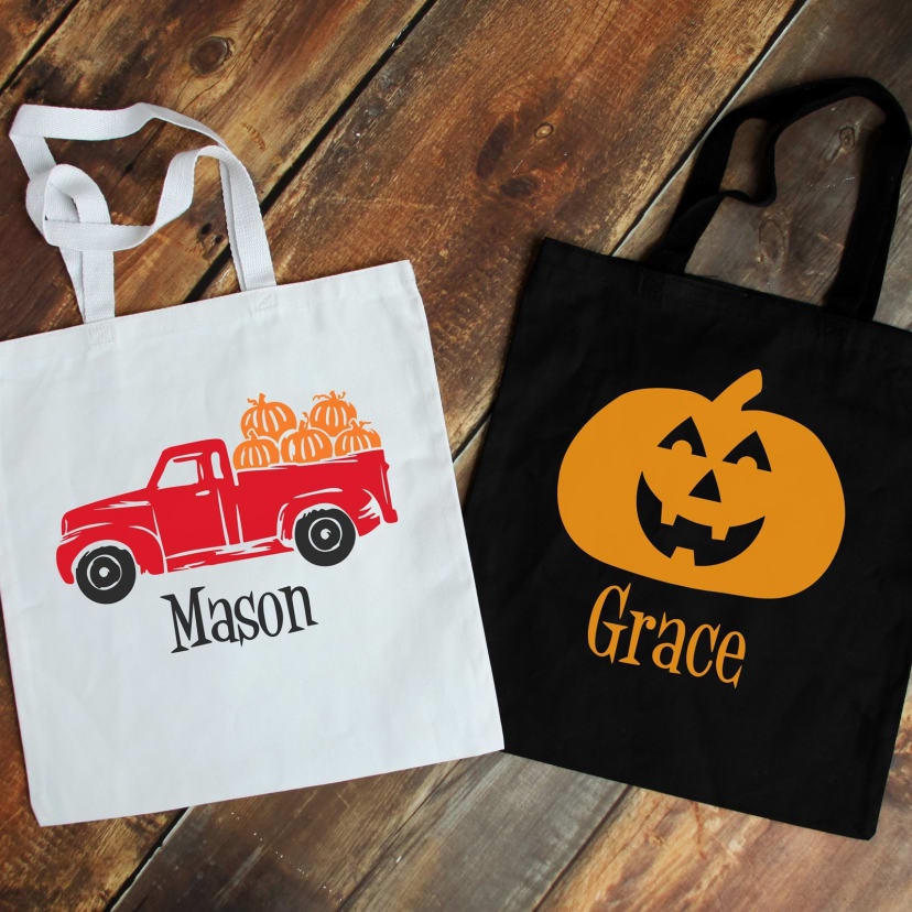 Trick Or Treat Bags Free Shipping