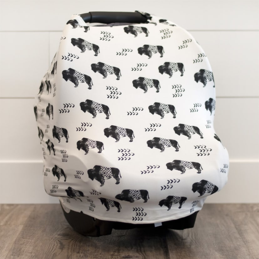 Stretchy Car Seat Canopy Cover Jane