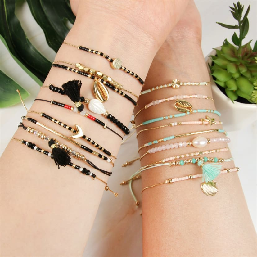 Dainty Stackable Bracelets Free Shipping