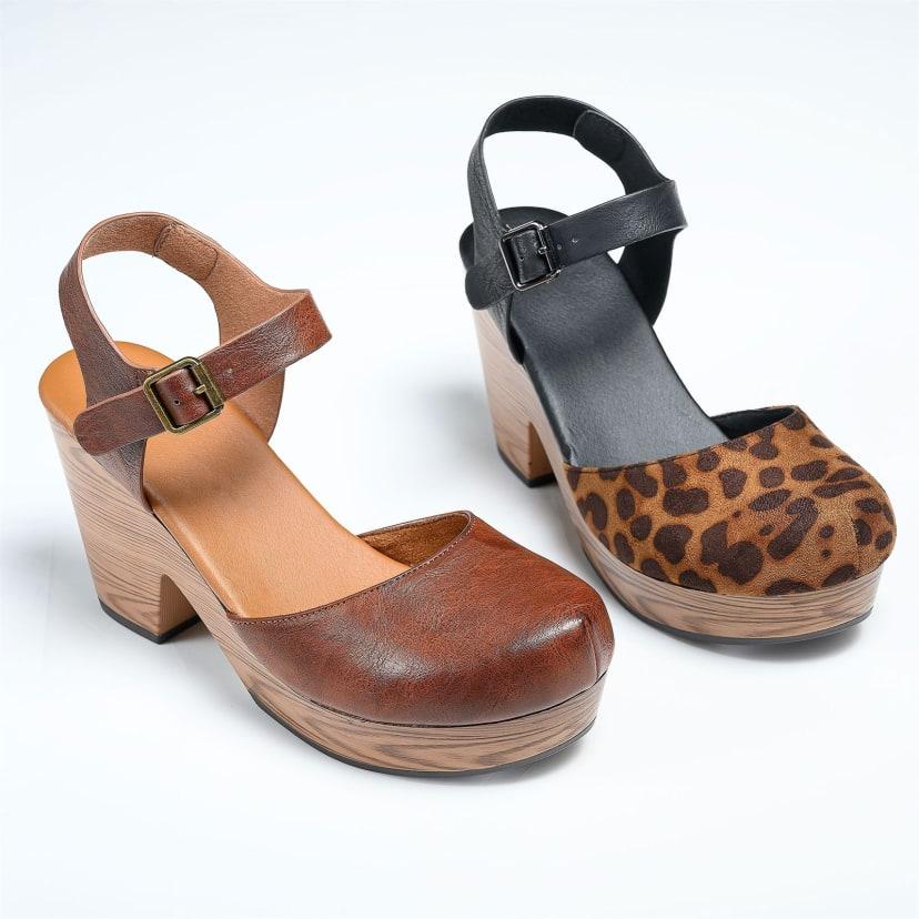 Pam Closed Toe Clog | Jane