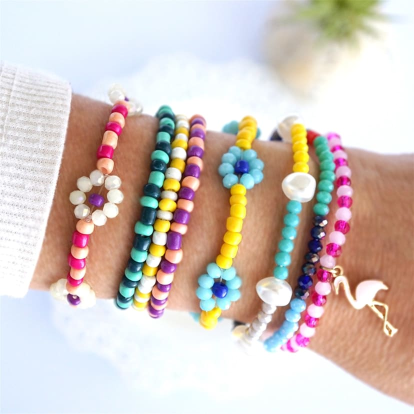 Hippie Bracelets Collection Jane