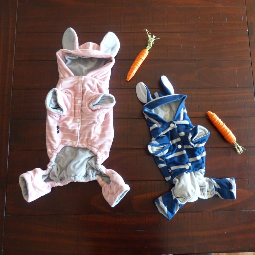 Striped Bunny Outfits Jane