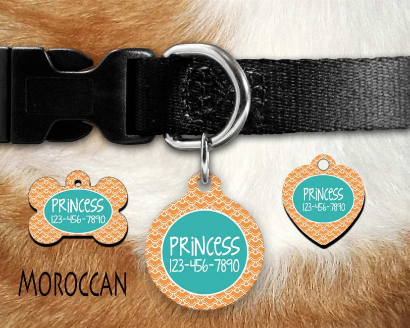 Personalized Pet Tag | 39 Designs
