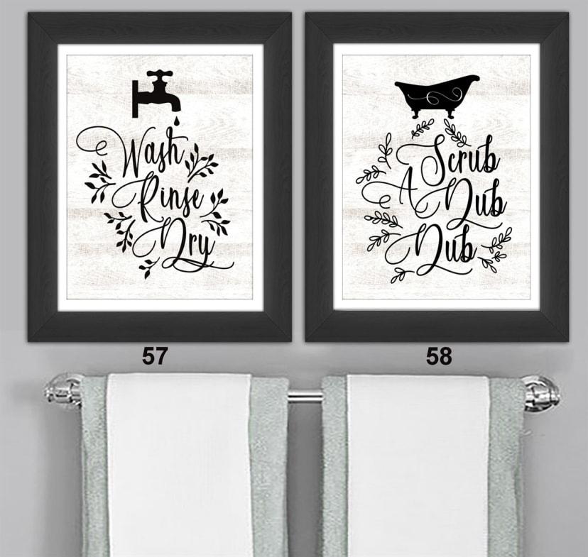 Cheeky Bathroom Art Prints Jane