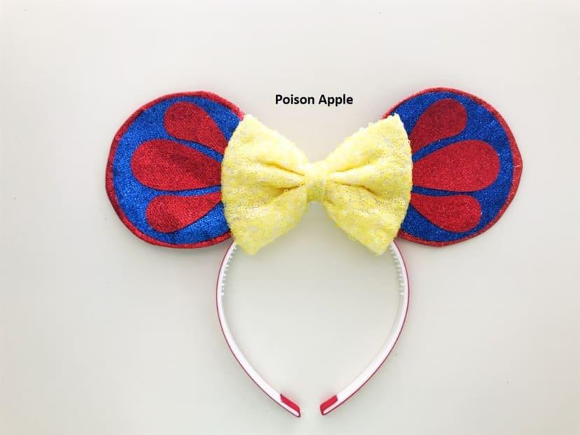 Ears characters headband