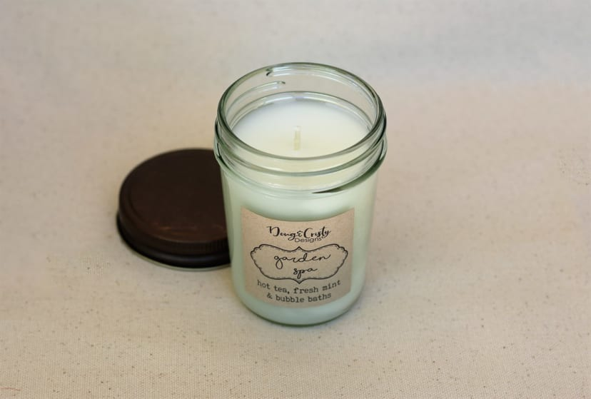 Farmhouse Scented Candle Free Gift Jane