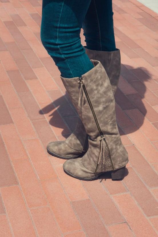 MUK LUKS® Women's Lacy Boots | Jane
