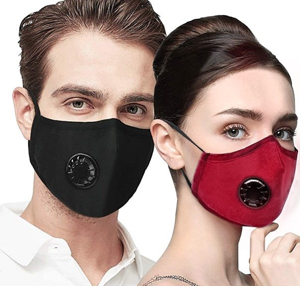 Reusable Face Mask | Filter Included | Jane