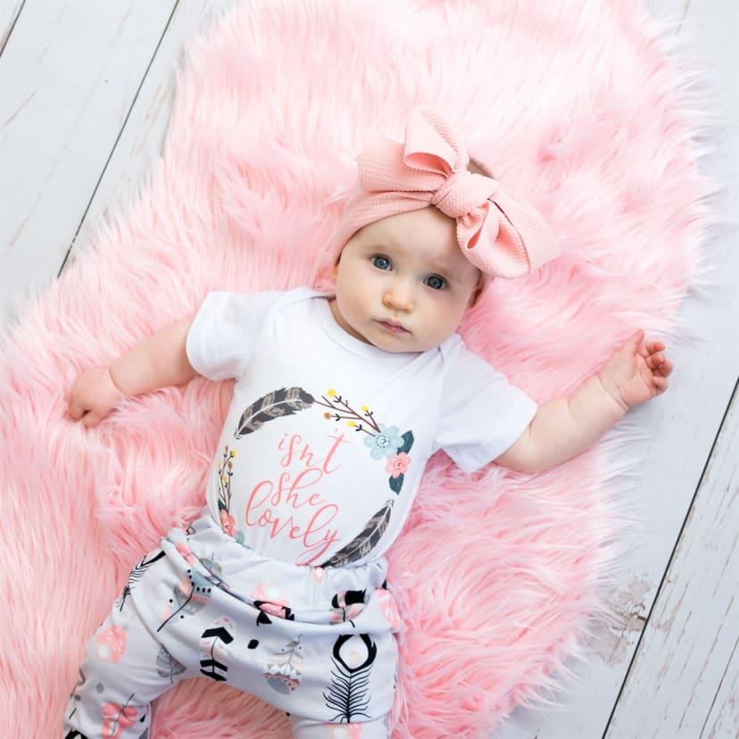 piuttosto bella miglior sito web le migliori scarpe Baby Girl Outfits | 27 Styles