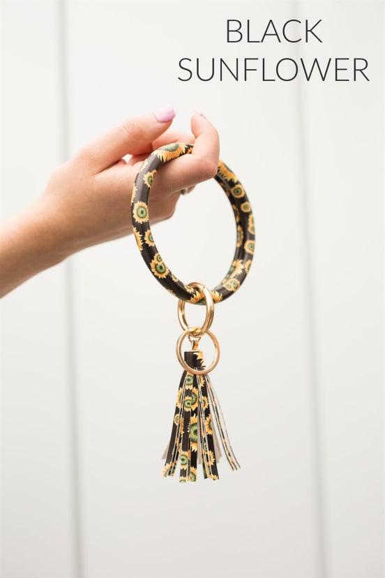 Key Ring Bracelet 23 Styles Jane