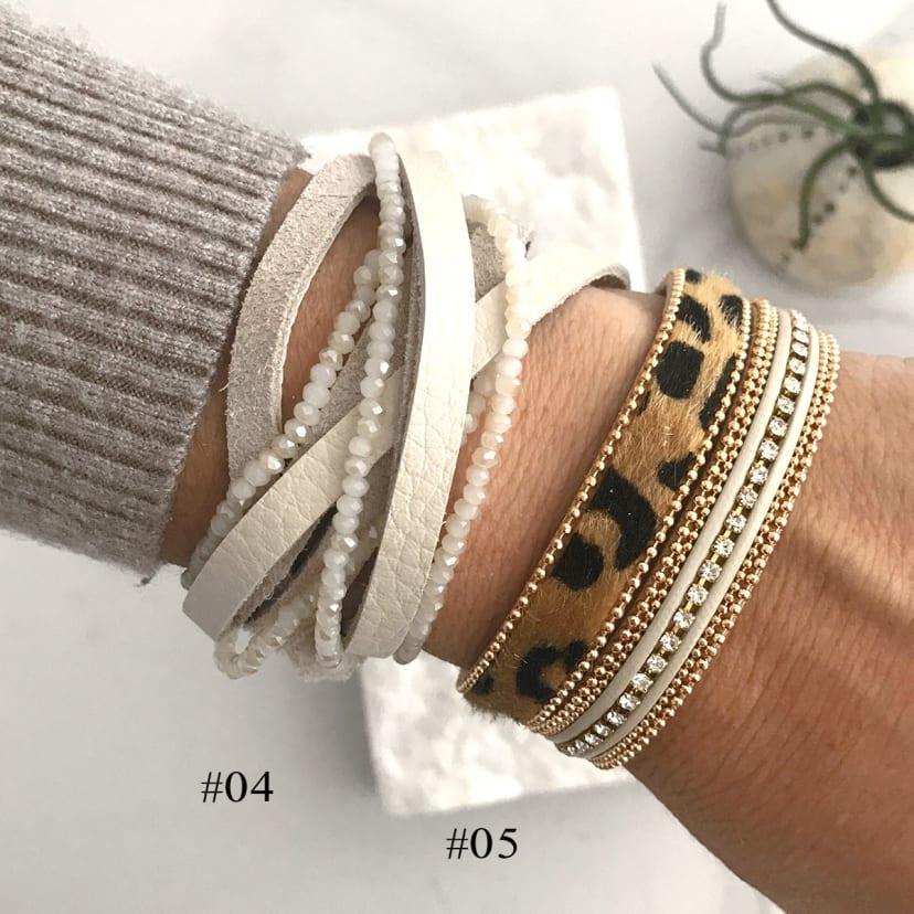 Down to Earth bracelet