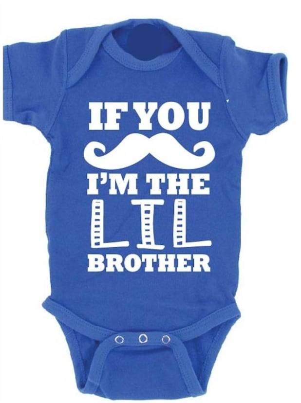 Mustache Big Little Brother Outfits Jane
