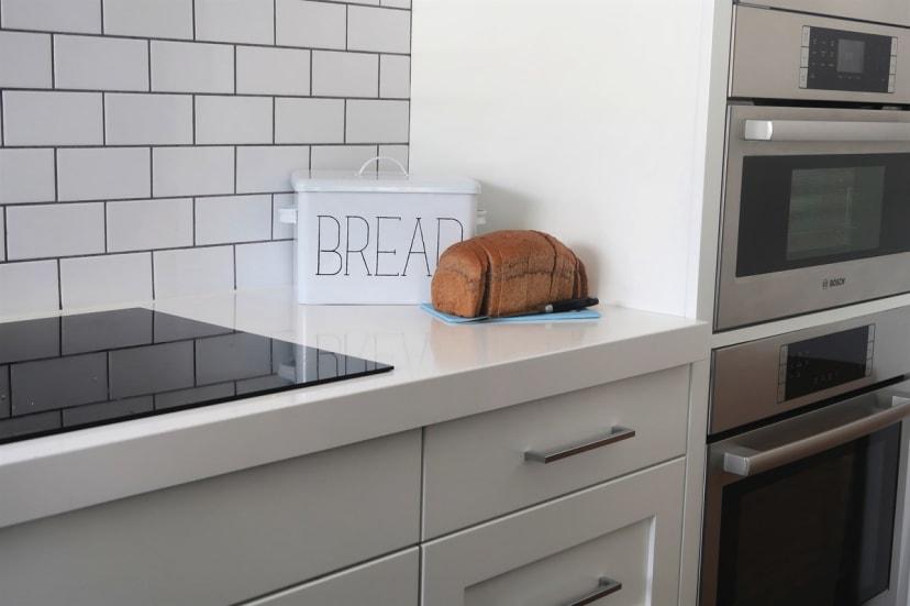 Modern Farmhouse Kitchen Bread Box Jane