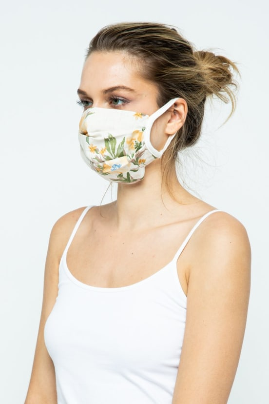 Reusable Fabric Face Mask | Jane