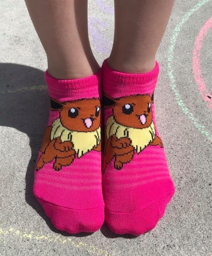 3 Pairs Shopkins Childrens Girls Assorted Character Socks Set