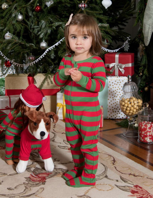 Kids Christmas Pajamas.Kids Christmas Pajamas