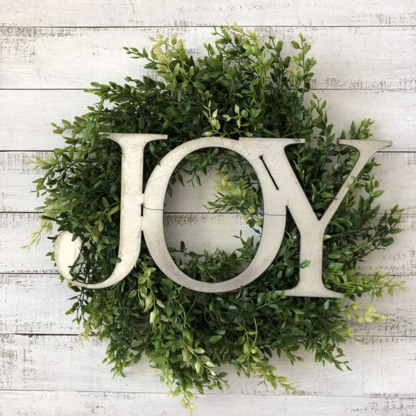 Joy Wreath Jane