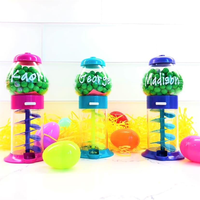 Personalized Candy Machine