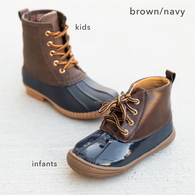 Kids \u0026 Infant Duck Boots   6 Colors   Jane