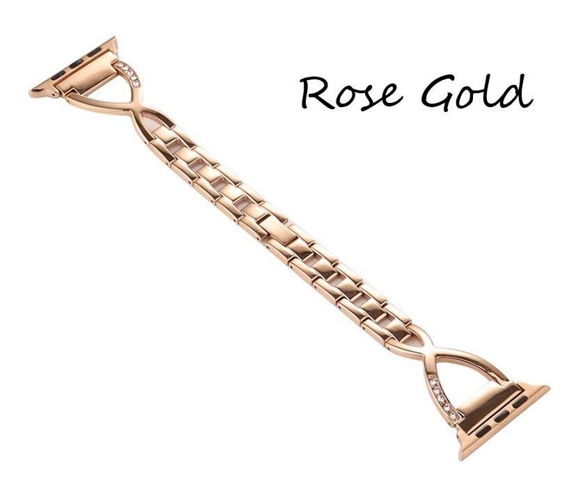 Jewelry Slim Apple Watch Bands Jane