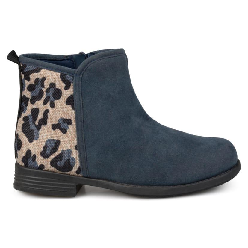 Kids Leopard Print Boots | Jane