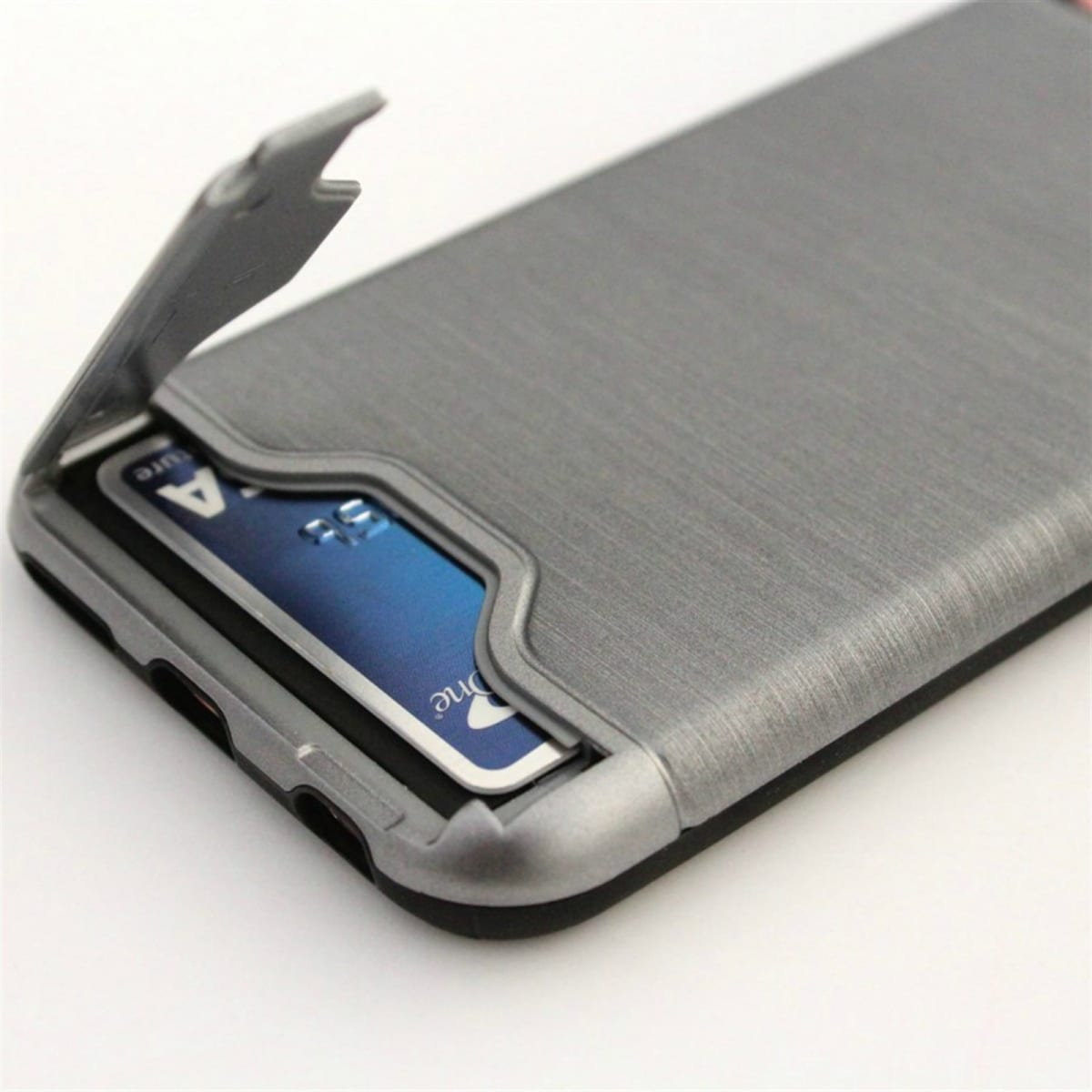Cash/Card Hideaway iPhone Case