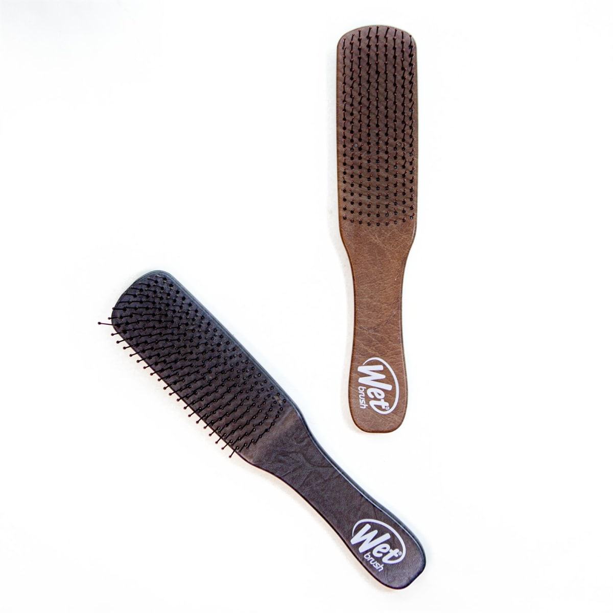 The Leather Wet Brush For Men
