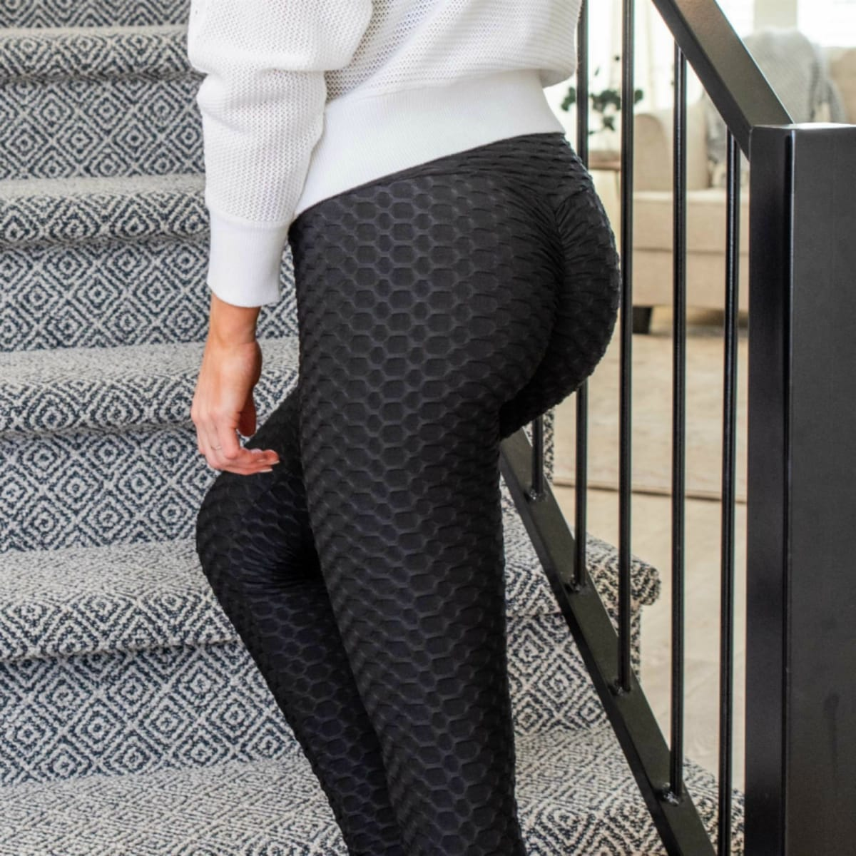 Booty Lifting | Anti-Cellulite Leggings
