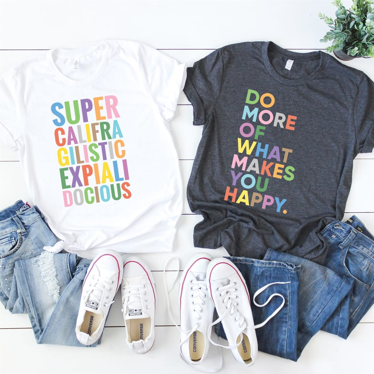Fun Happy Graphic Tees