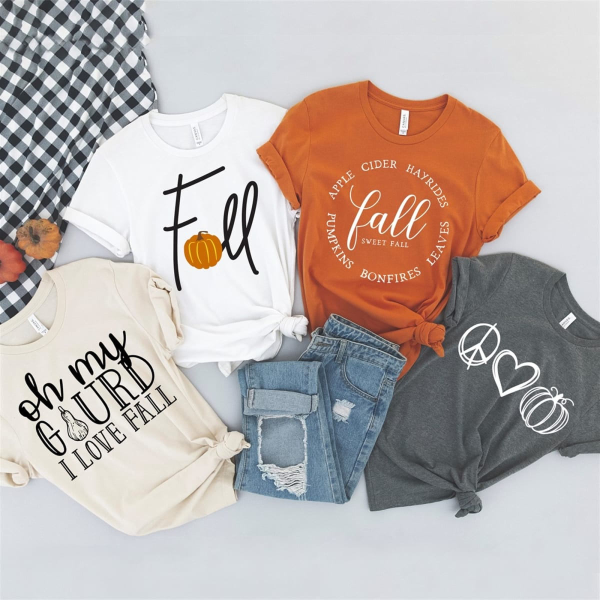 Favorite Fall Tees
