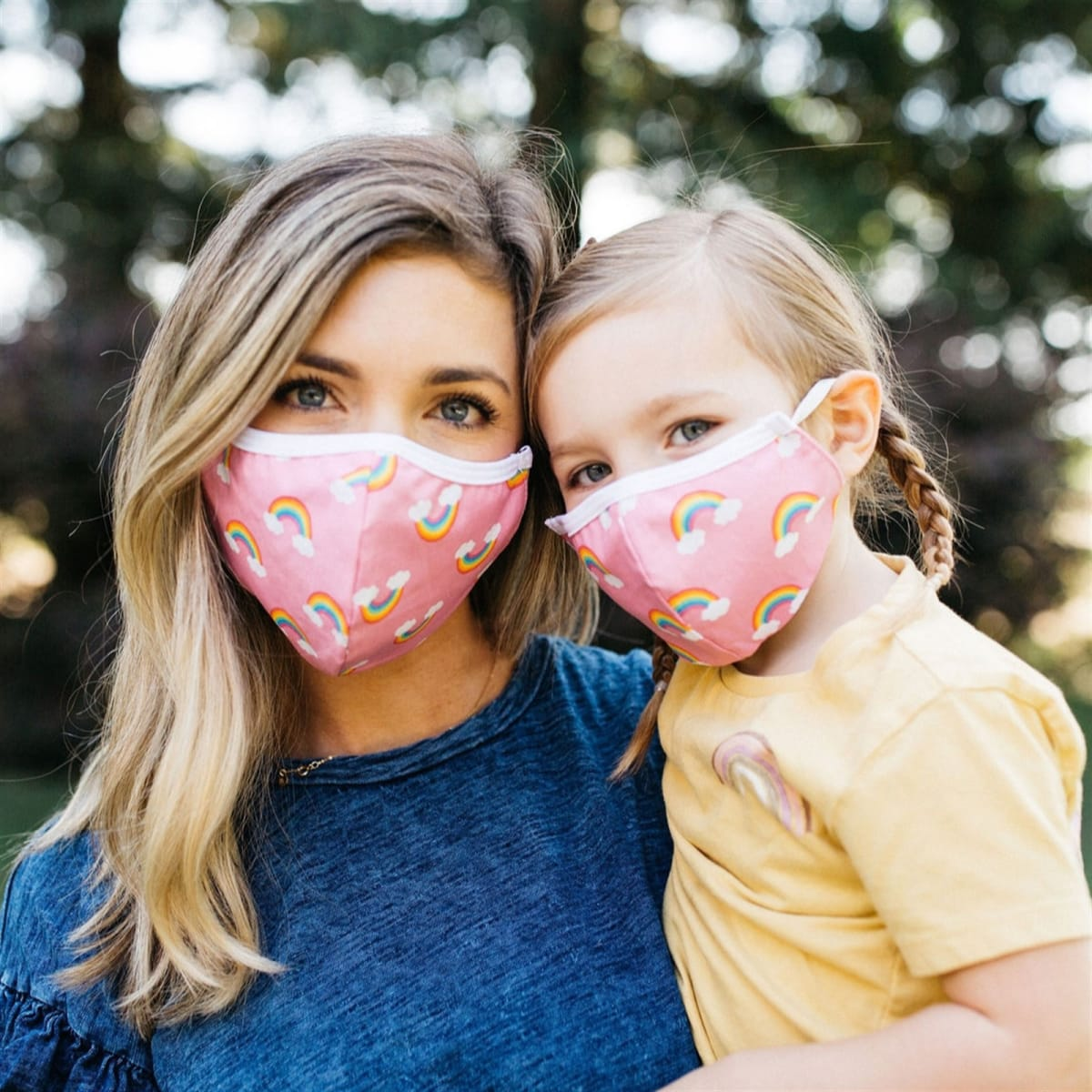 Kids & Adult Comfort Collection Face Mask